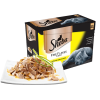 Sheba Fine Flakes Poultry Collection In Jelly 12x85g