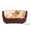 Chester & Wells Oxford I Chestnut Dog Bed Small