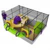 Rotastak Genus 200 Purple Hamster Cage
