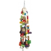 Colourful And Natural Blocks Hanging Toy