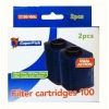 Superfish Aqua-flow 100 East Click Cartridge 2pk