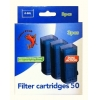 Superfish Aqua-flow 50 Easy Click Cartridge 3pk