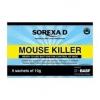 Mouse Killer Ii Sachets Box Of 5 Sachets