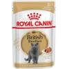 Royal Canin Cat Adult British Shorthair Pouch Gravy (12x85g)