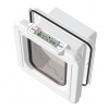 Elite Chip&disc Superselective Cat Flap White 24.5x13.5x26cm