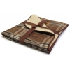 Newton Truffle Throw Large 139x124cm
